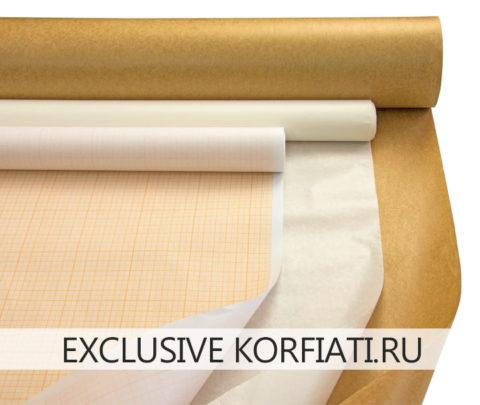 Набор швейных инструментов - бумага для выкроек