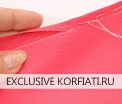Как шить прозрачные ткани