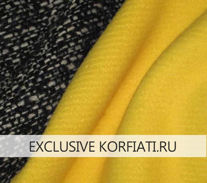 Пальтовые шерстяные ткани
