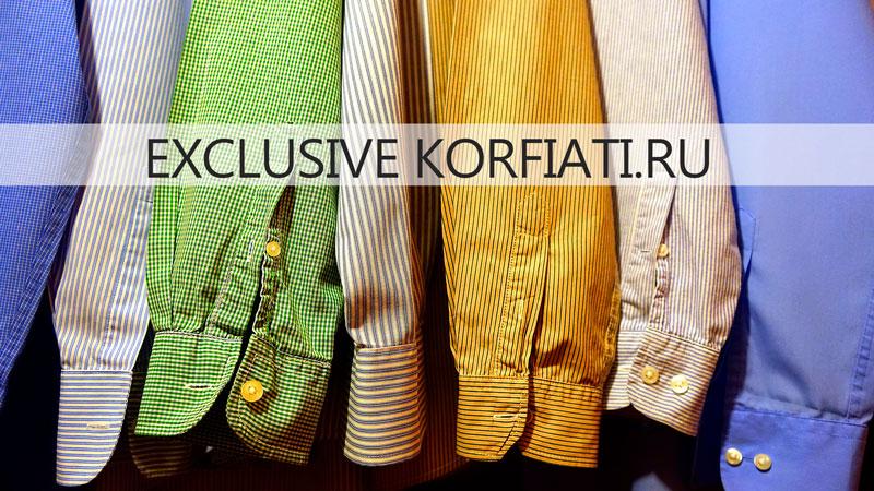 Многообразие манжет на рубашках