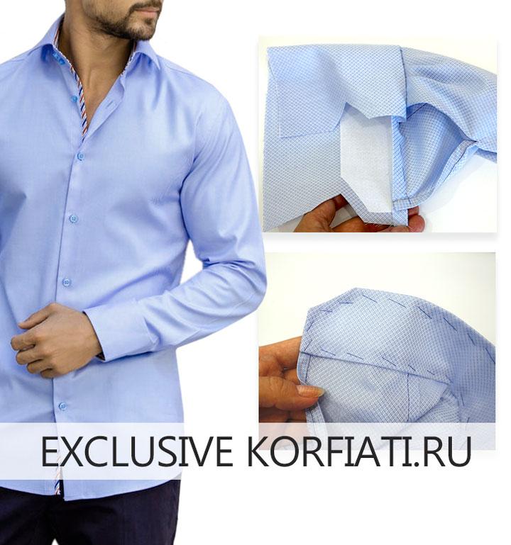 Как пришить манжету к рукаву рубашки