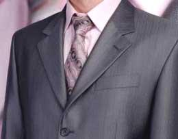 карман с накладной листочкой на костюм
