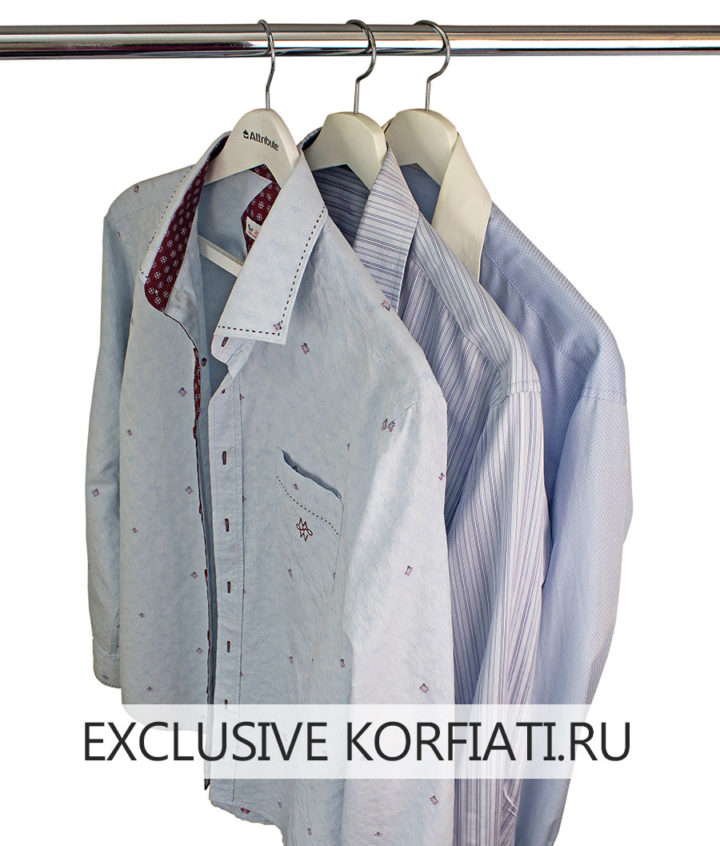 Как обработать отрезную планку рубашки или блузки