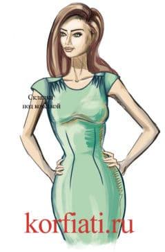 Приемы моделирования одежды