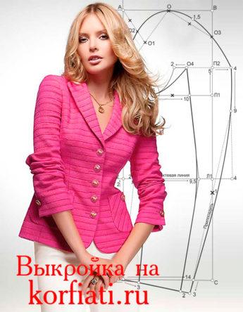 dvuhshovniy-rukav-pattern