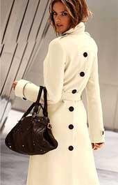Как сшить пальто со шлицей