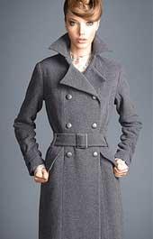 Как сшить классическое пальто