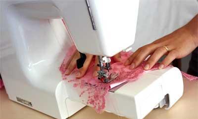 как научиться шить самой