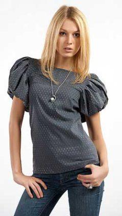 Как сшить блузку, выкройка блузки, как сшить блузку самой