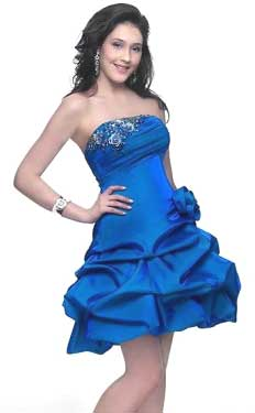 Выкройка платья для вечеринки