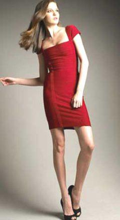 Как сшить короткое платье самой