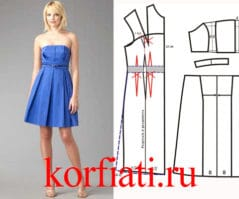 Dress-korsaj