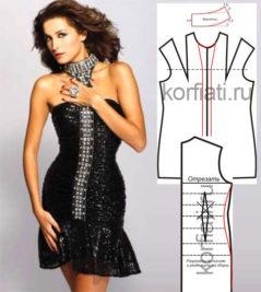 party-dress-pattern