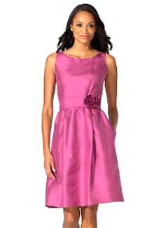 выкройка платья розового