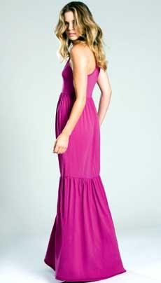 выкройка трикотажного платья