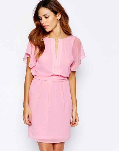 Выкройка простого летнего платья