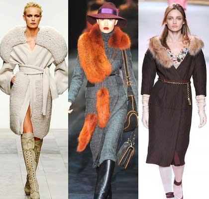 Яркие пальто не для всех