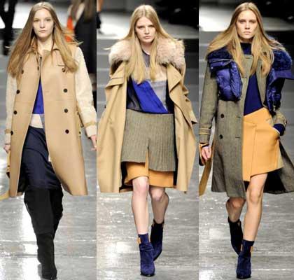 Великолепные модели пальто