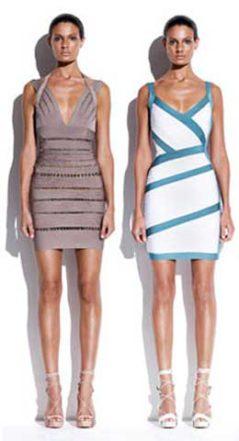 платья осень 2011-2012