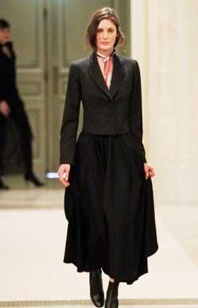 Длинные юбки модель 9