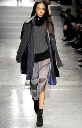 Длинные юбки модель 14