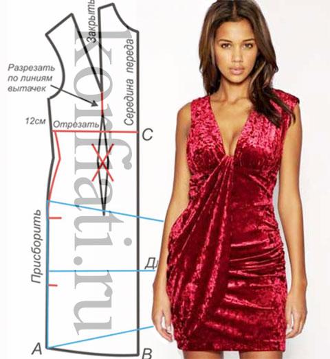 a12476acecd Трикотажные платья от Анастасии Корфиати