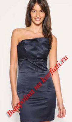 выкройка платья корсета