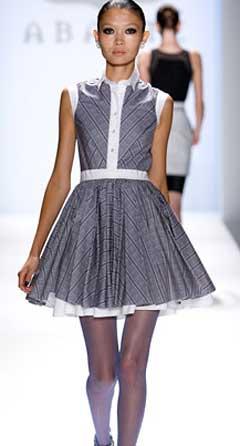 выкройка платья с юбкой солнце