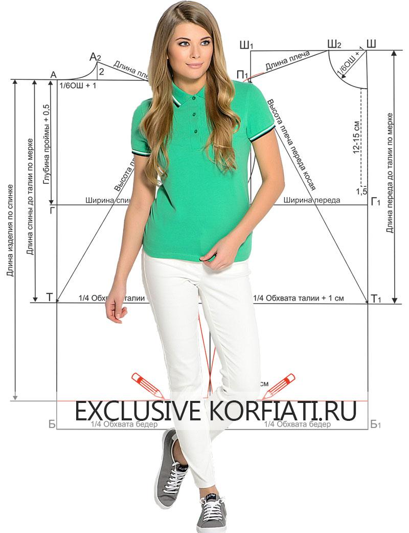 Выкройка рубашки женской с длинным рукавом для новичков фото 675
