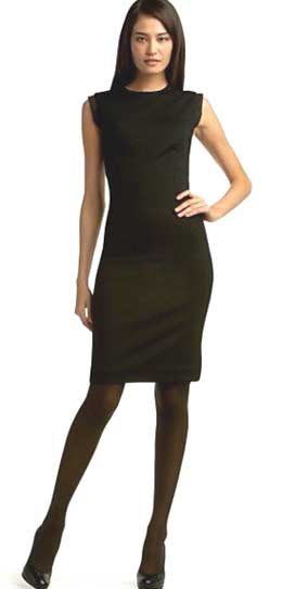 Черное маленькое платье выкройки