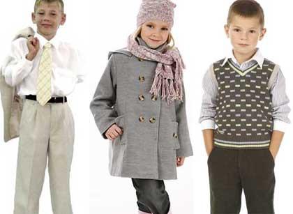 Пошив детского пальто (40 рисунки ) ::