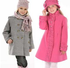 выкройка пальто для девочки