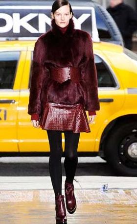 модные тенденции осень 2012