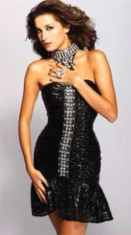 Ввыкройка платья для вечеринки