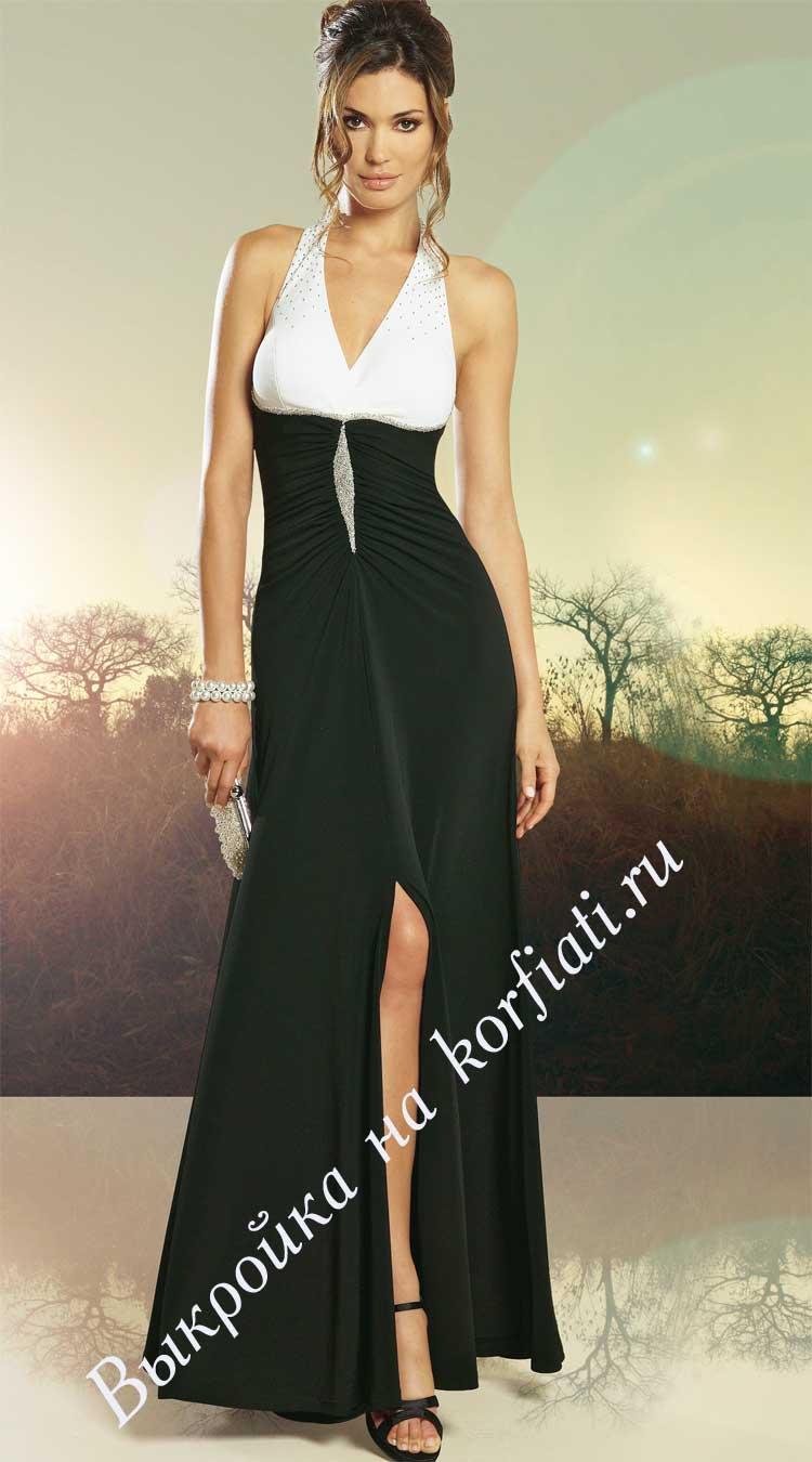 Как сшить платье шикарное 27