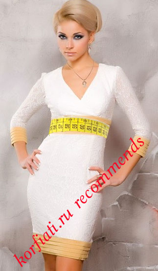 Как сделать выкройку платья простая