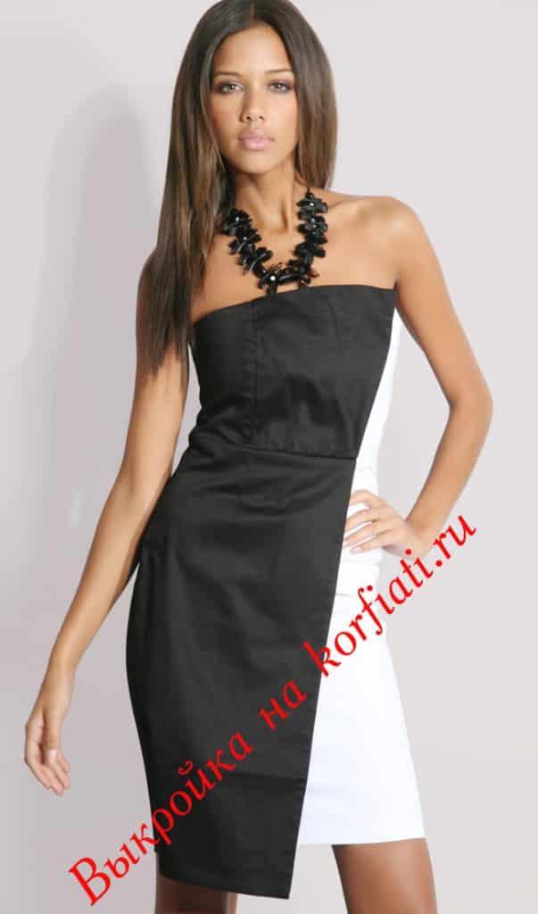 Платье за 2 часа