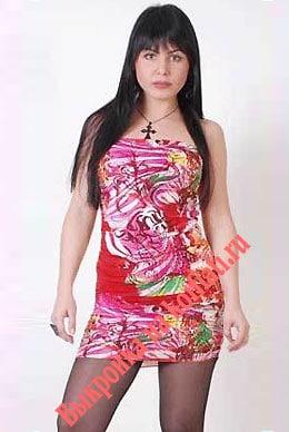 Летнее настроение - выкройка платья для начинающих