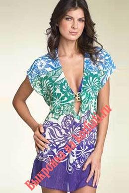 Платье туника - простая выкройка для начинающих
