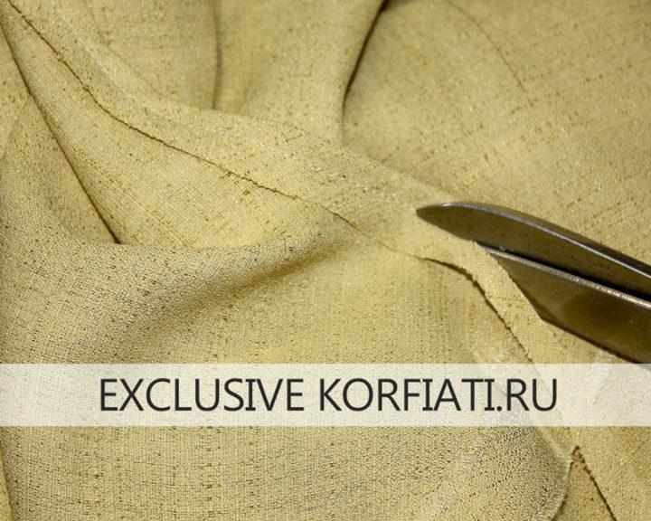 Горловина платья - обработка косой обтачкой