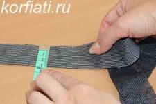 Мастер-класс по шитью юбки - пояс