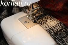 Мастер-класс по шитью юбки