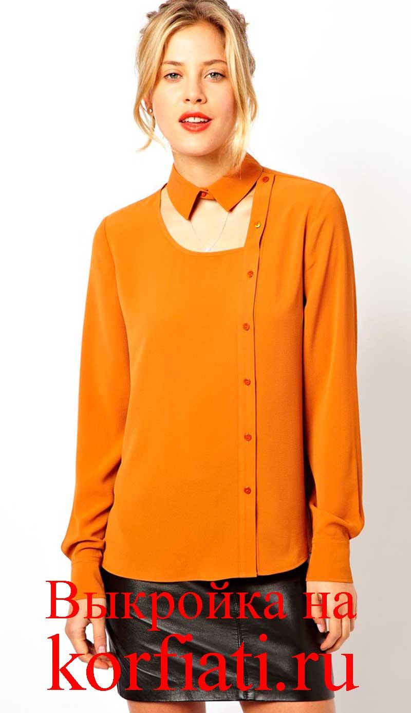 bluzka-s-rukavami-pattern
