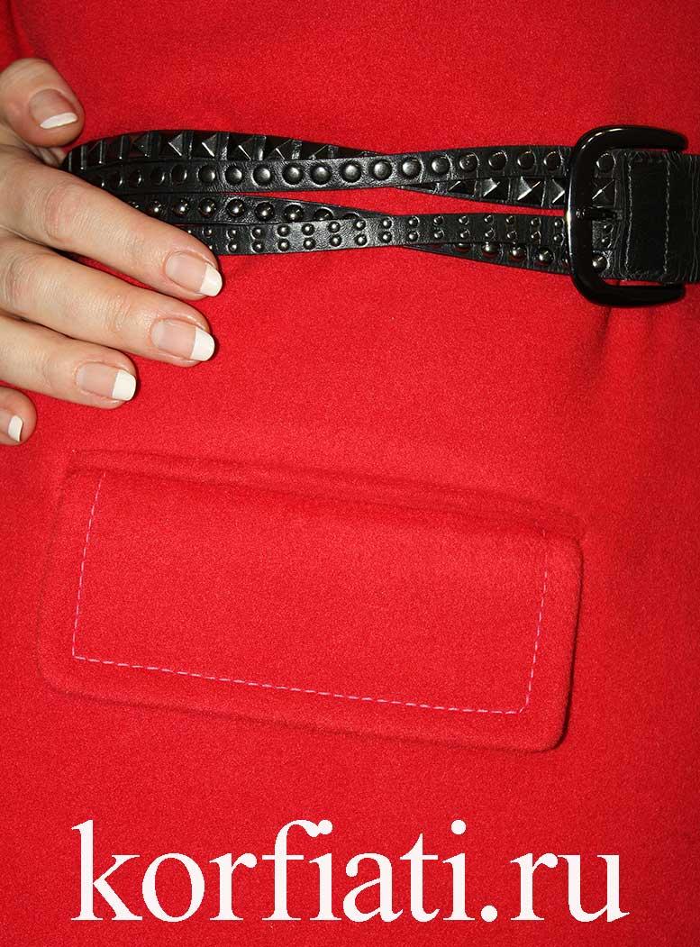 Как сшить карман с листочкой фото фото 70