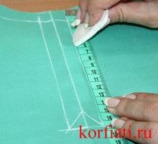Мастер-класс по шитью - застежка-поло