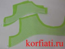 Обработка платья - цельнокроеные обтачки
