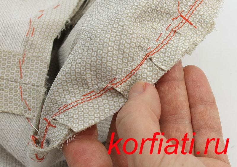493Мастер класс вшиваем рукава