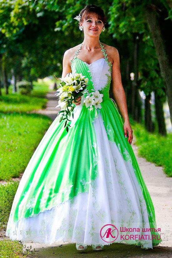 Платье Весна