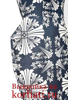 Платье с карманами - деталь кармана