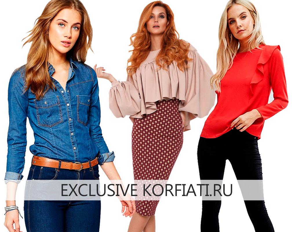 ad3cbf1ec3e Сегодня сложно представить себе модный образ современной женщины без блузки